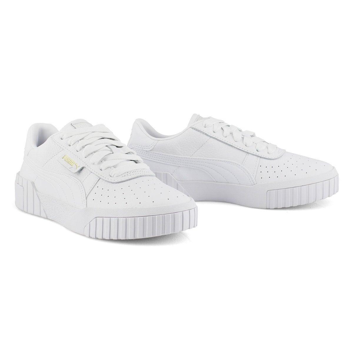 Women's Cali Sneaker - White/White