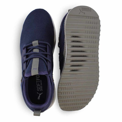 Espa. lacéePacerNextExcel, bleu/gris,hom