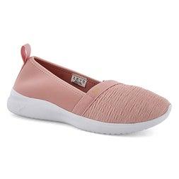 Flâneur Adelina, rose/blanc, fem.