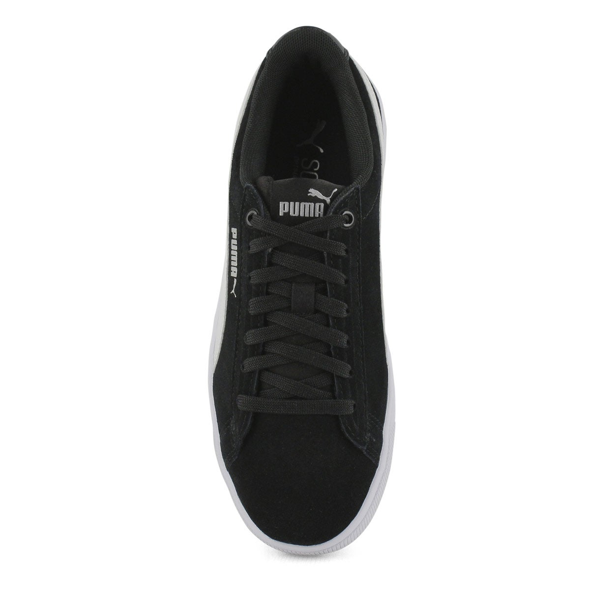 Women's Puma Vikky V2 Sneaker - Black