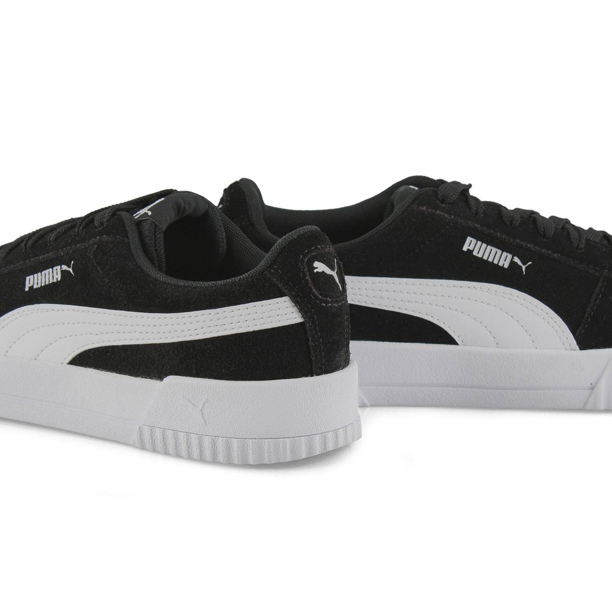 Women's Carina Sneaker - Black/White