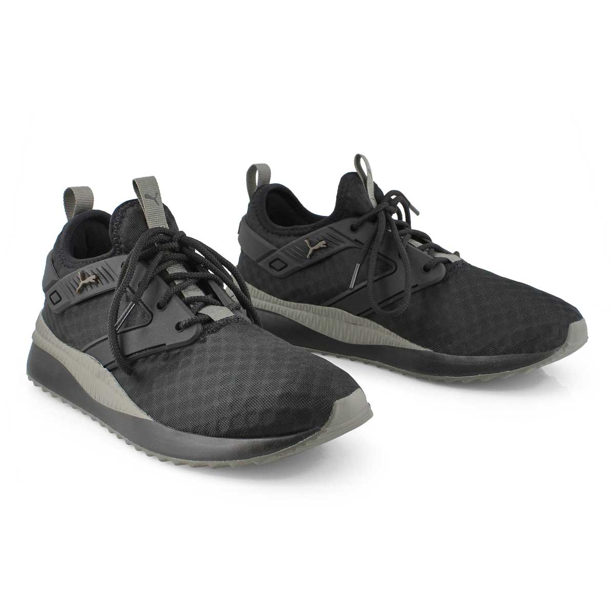 Men's Pacer Next Excel Sneaker - Black