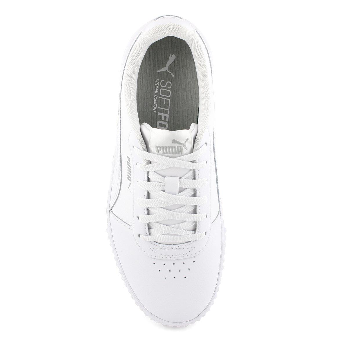 Women's Carina Sneaker - White/White