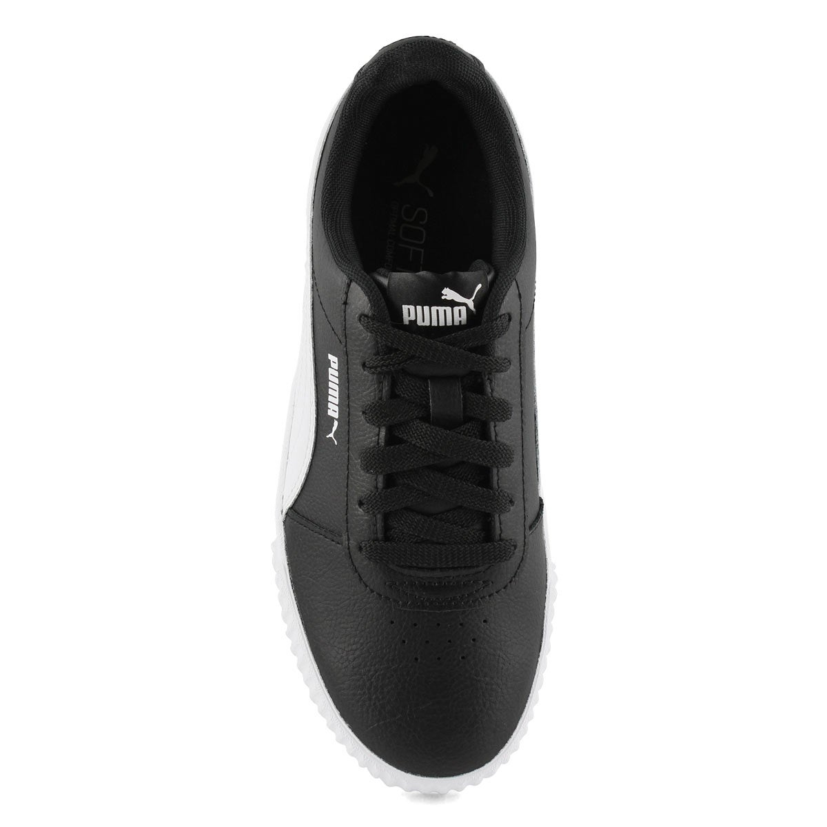 Women's Carina Sneaker - Black/ White