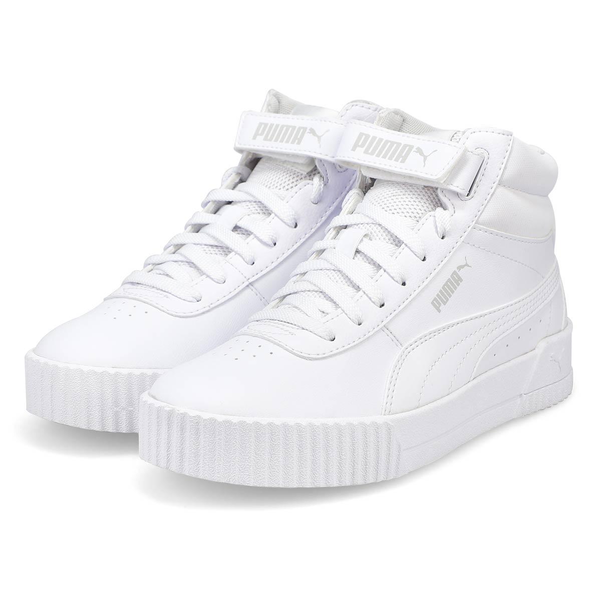 Women's Carina Mid Sneaker - White