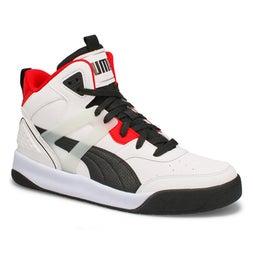 Mns Backcourt Mid wht/red/blk sneaker