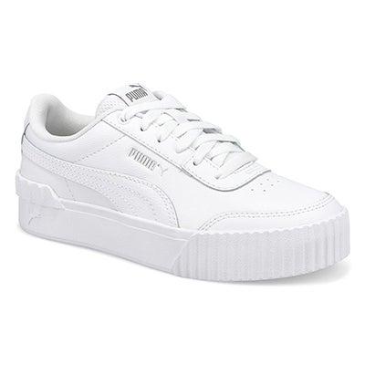 Women's CARINA LIFT TW white sneakers