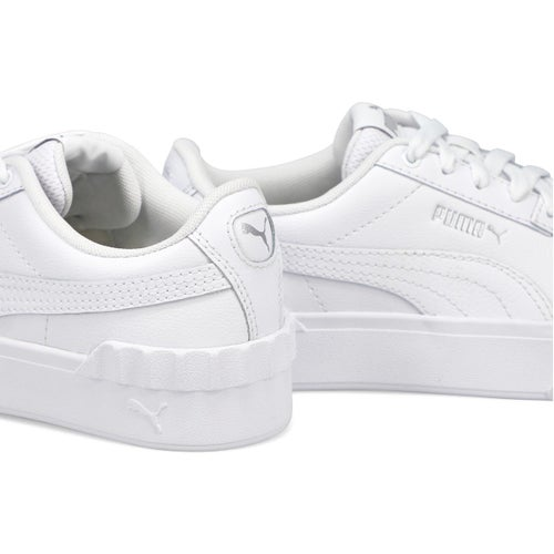Lds Carina Lift TW white sneaker