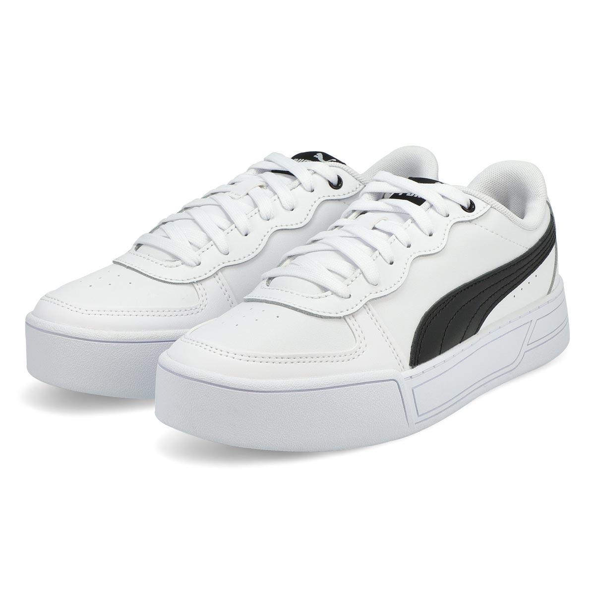 Women's Puma Skye Sneaker - White/Black
