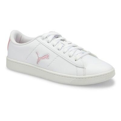 Lds Puma Vikky v2 Cat wht/pnk sneaker
