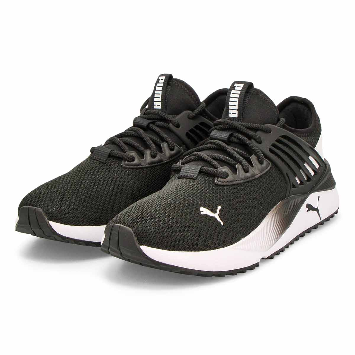 Men's Pacer Future Classic Sneaker - Black/White