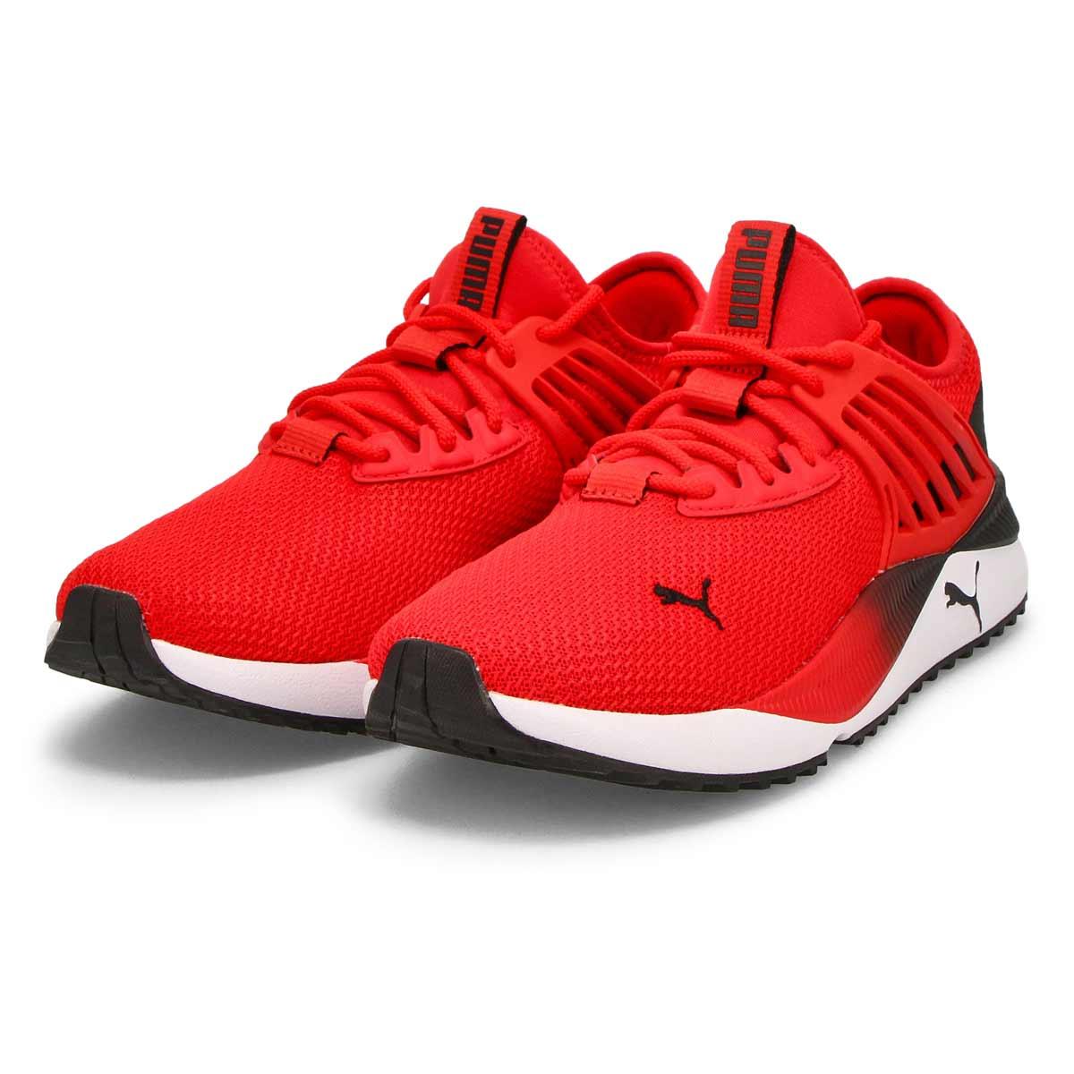 Men's Pacer Future Classic Sneaker - Red/Black