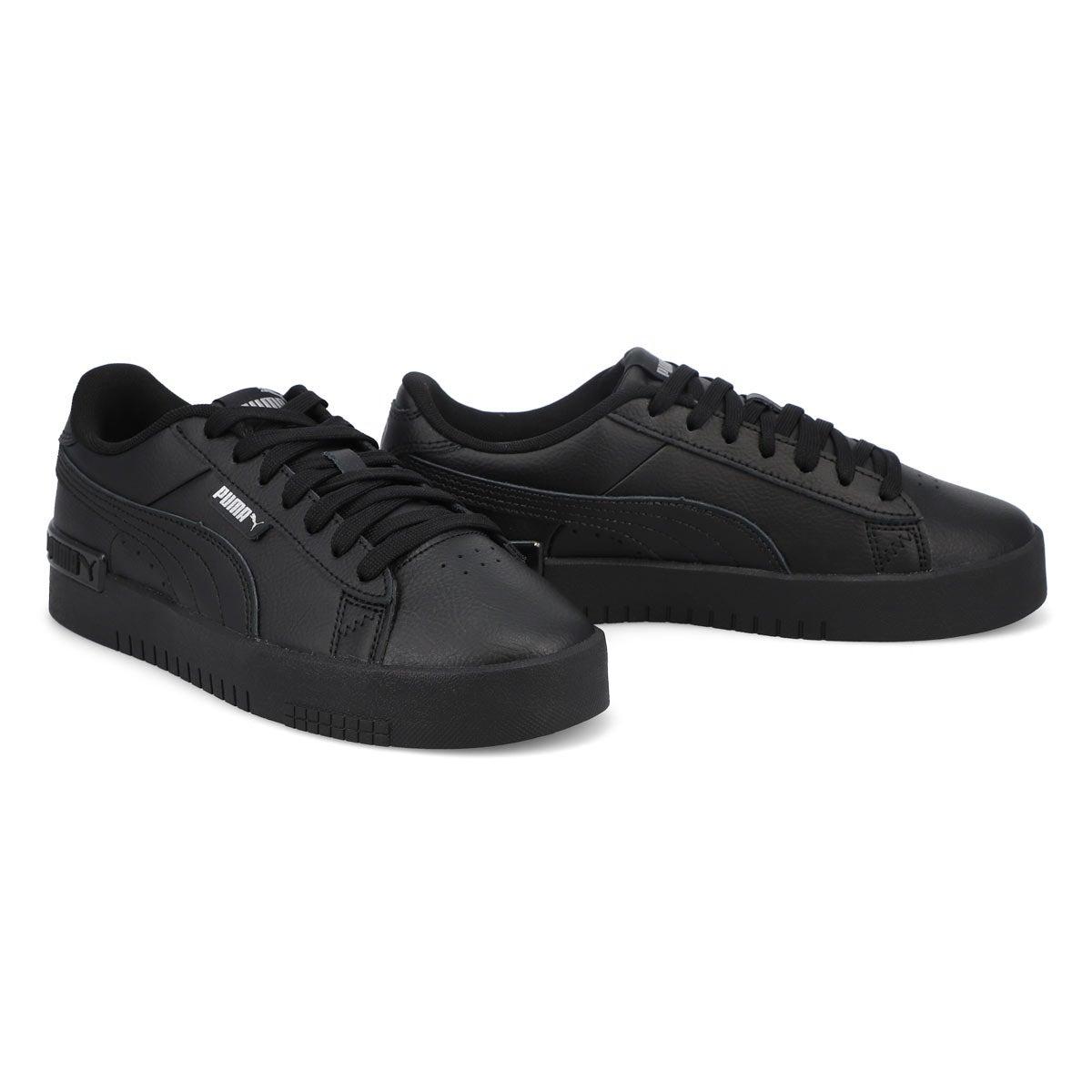Women's Jada Sneaker - Black/Silver