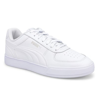 Mns Puma Caven Sneaker-White/Grey