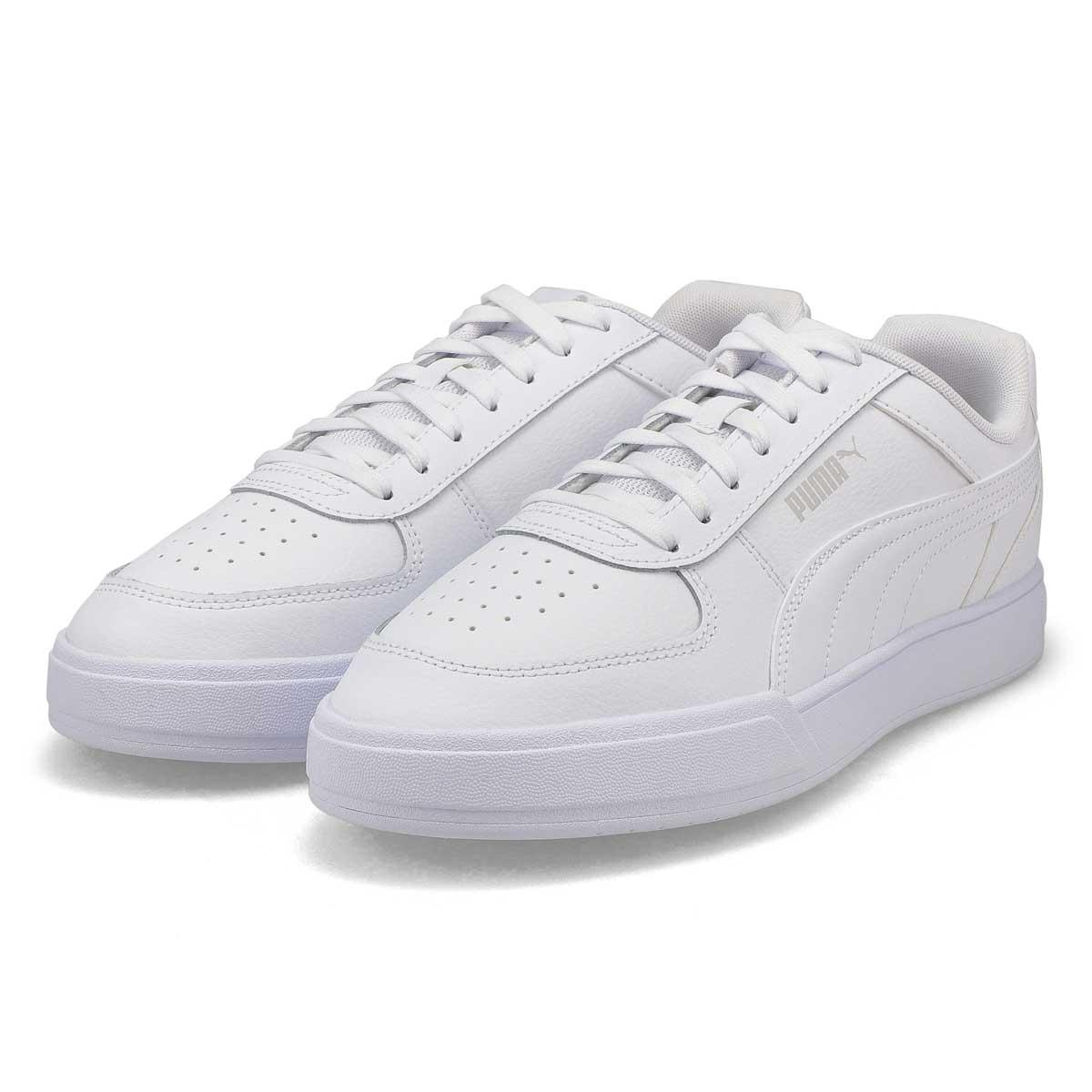 Men's Puma Caven Sneaker - White/Grey