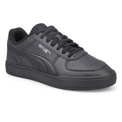 Mns Puma Caven Sneaker- Black/Black