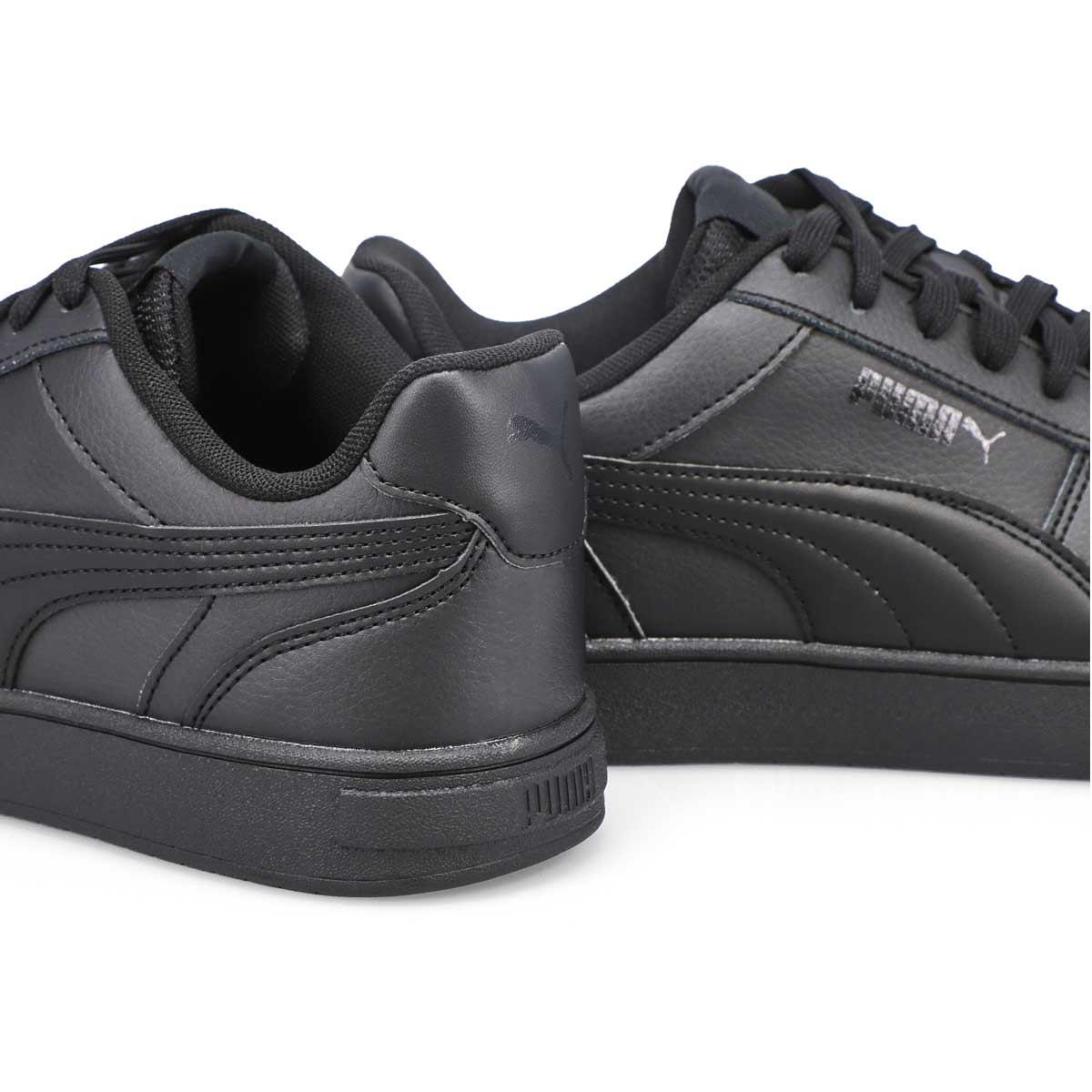 Men's Puma Caven Sneaker - Black/Black