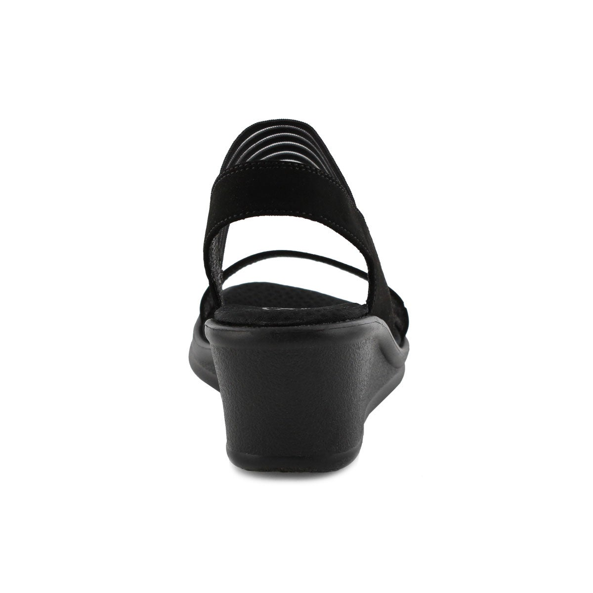 Women's Rumblers Sci-Fi Wide Sandal - Black