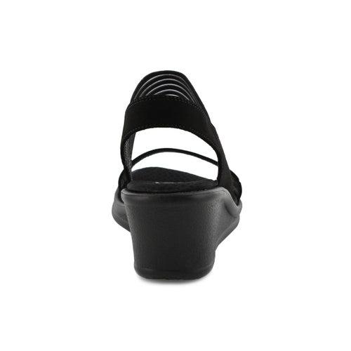 Sandale Rumblers Sci-fi, noir, fem