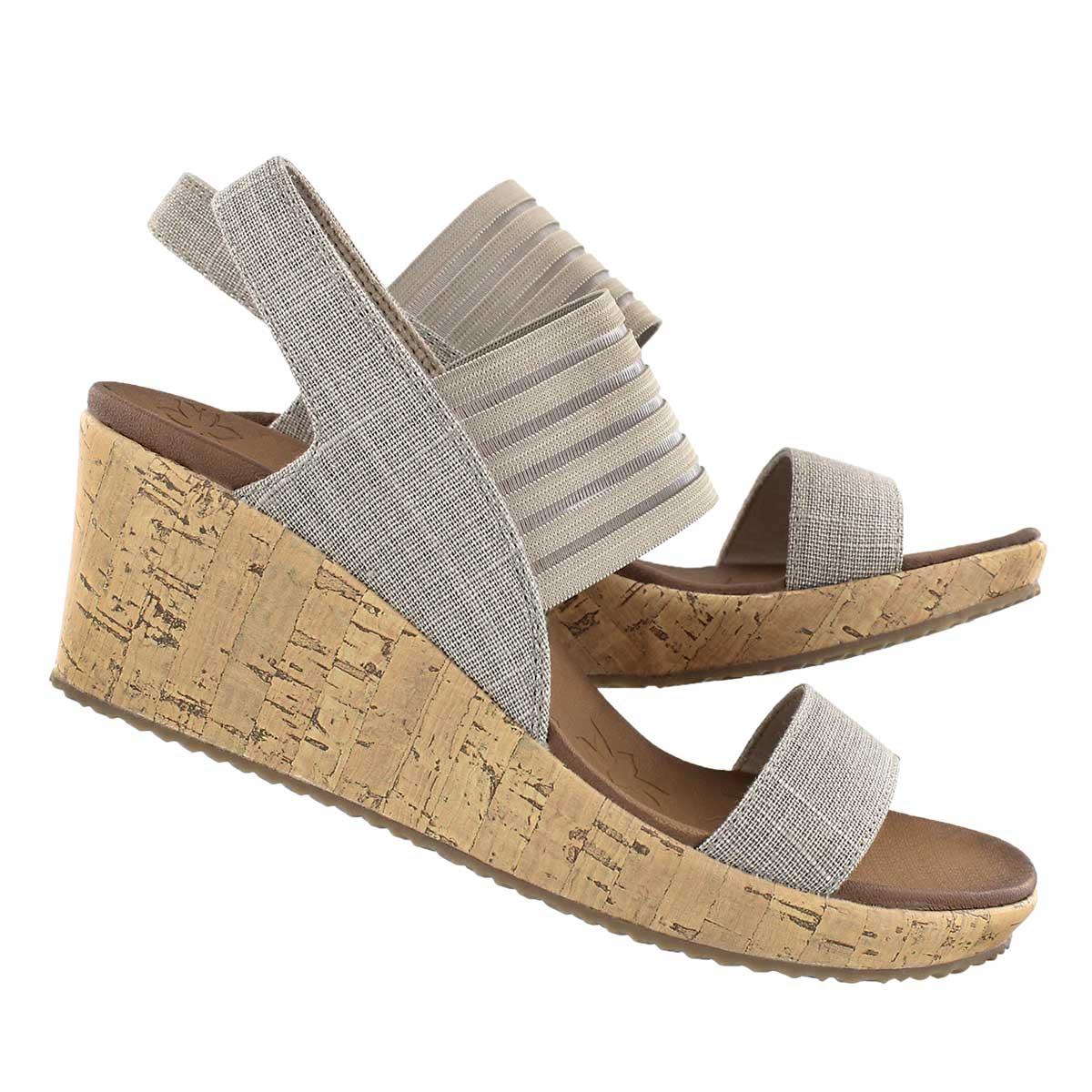Women's BEVERLEE SMITTEN KITTEN tpe wedge sandals