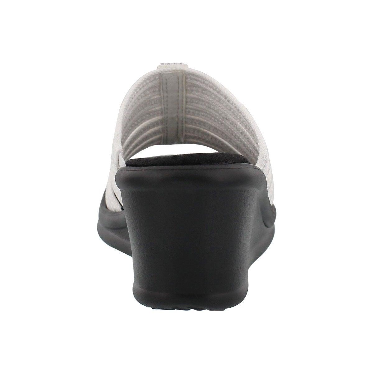 Women's Rumblers Hot Shot Sandal - White