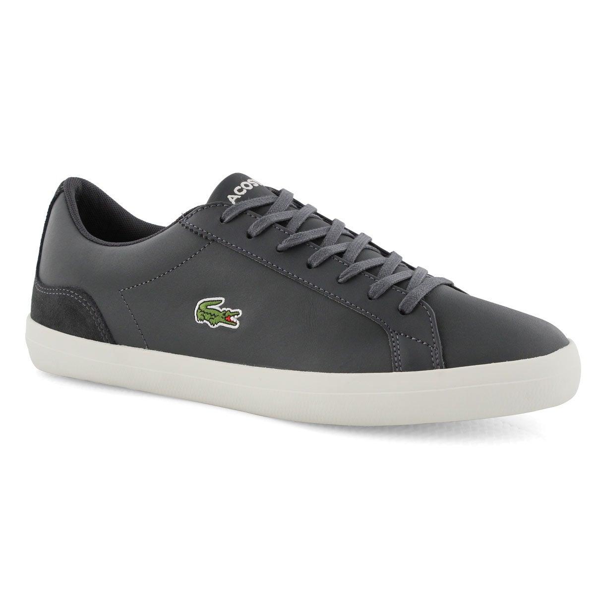 Men's Lerond 319 1 Lace Up Sneaker - Dk Grey/White