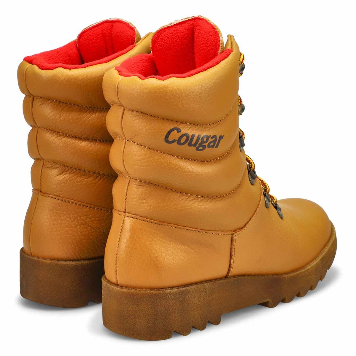 Women's 39068 ORIGINAL tan waterproof winter boots