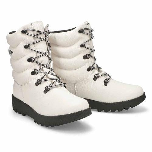 Lds 39068 Original wht wtpf winter boot