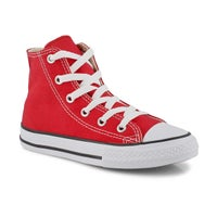 Kids' Chuck Taylor All Star Hi Top Sneaker - Red