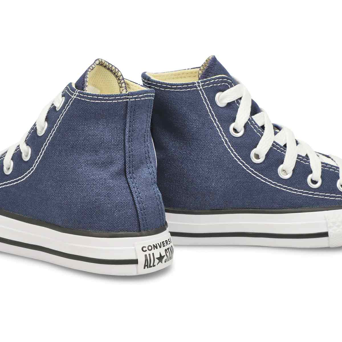 Kids' Chuck Taylor All Star Hi Top Sneaker - Navy