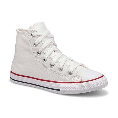 Kds CTAS Core white high top sneaker