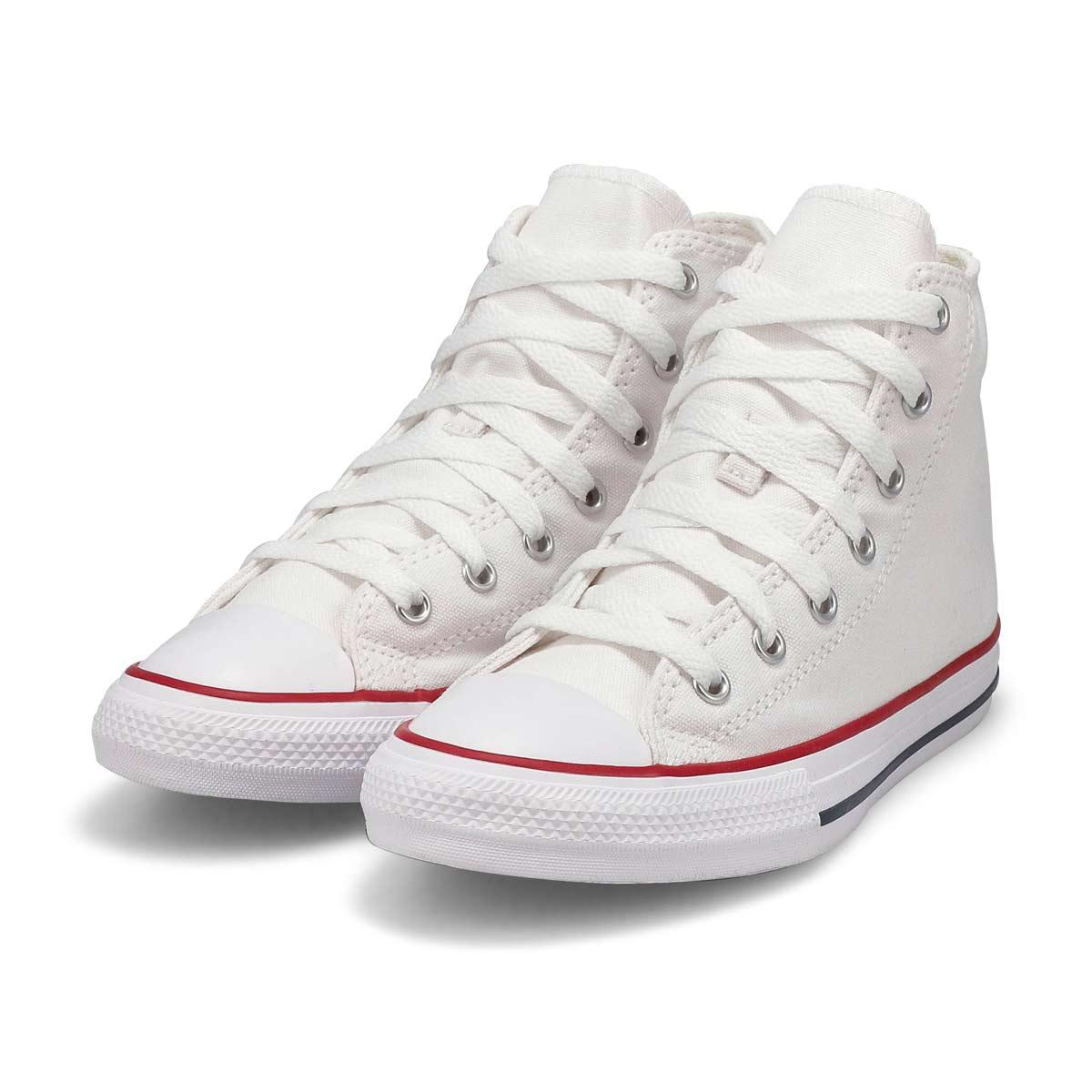 Kids' Chuck Taylor All Star Hi Top Sneaker - Wht