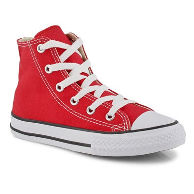Converse Kids' CHUCK TAYLOR ALL STAR red sneakers