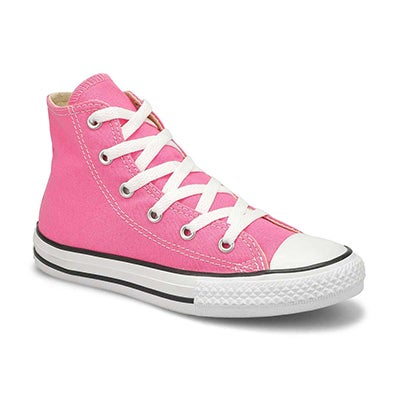 Converse Girls' CHUCK TAYLOR ALL STAR pink sneakers