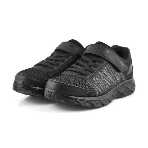 Bys Dynamic-Flash black lt up sneaker