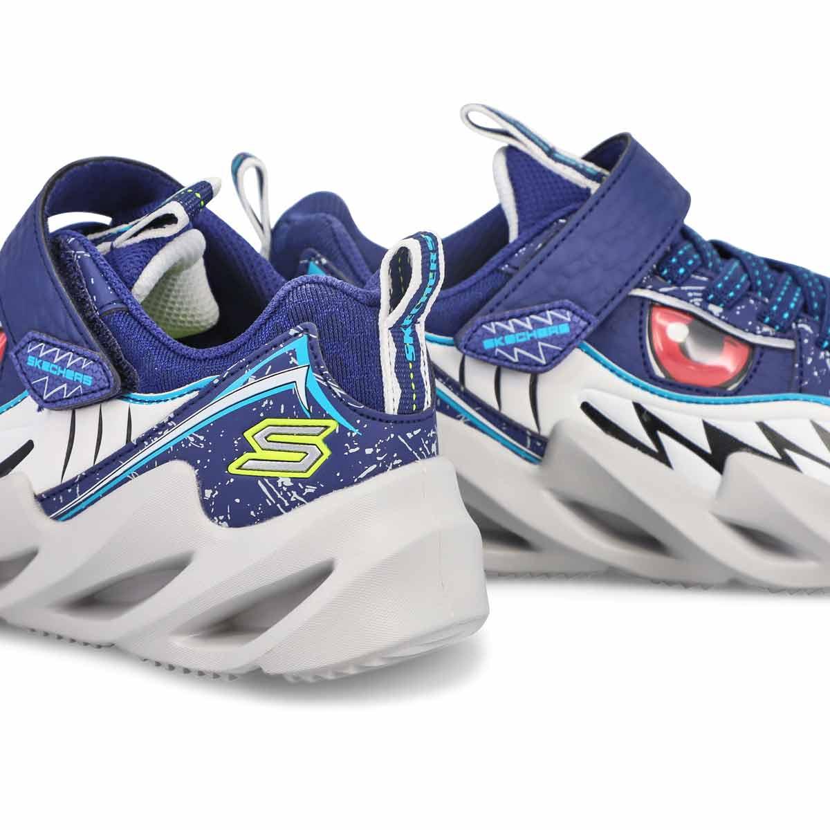 Boys' Shark-Bots Sneaker - Navy