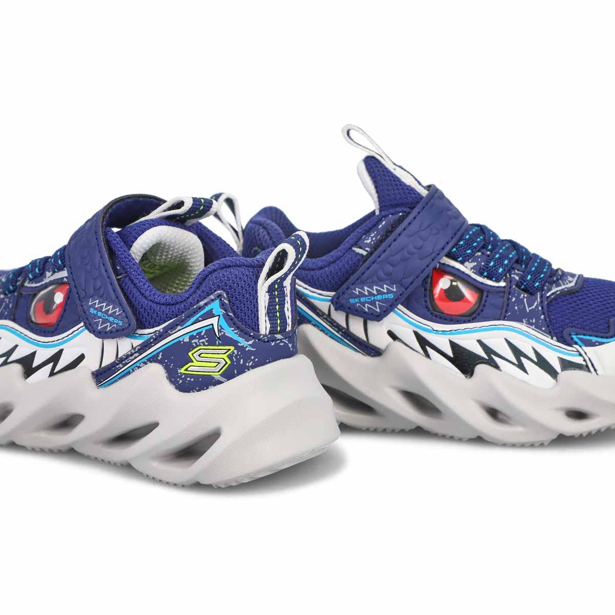 Infants' Shark-Bots Sneaker - Navy