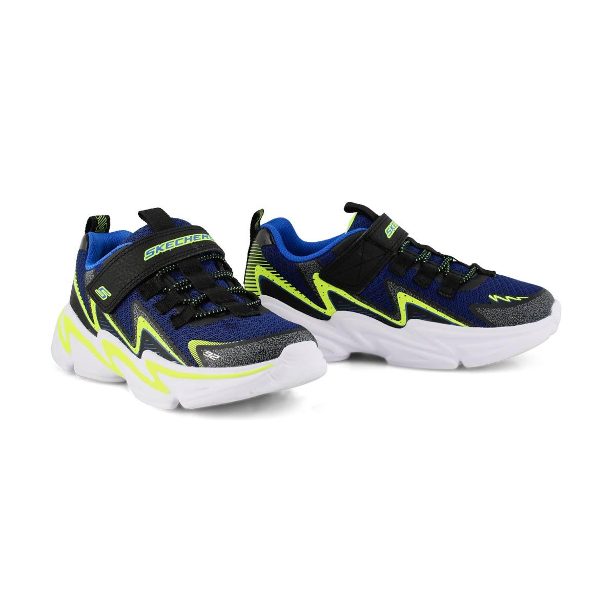 Bys Wavetronic Sneaker -Black/Navy
