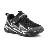Boys' Wavetronic Sneakers - Black/Silver