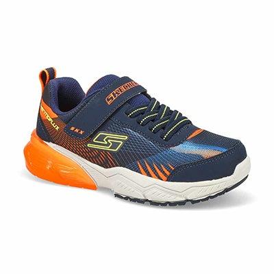 Bys Thermoflux 2.0 Sneaker- Navy/Orange