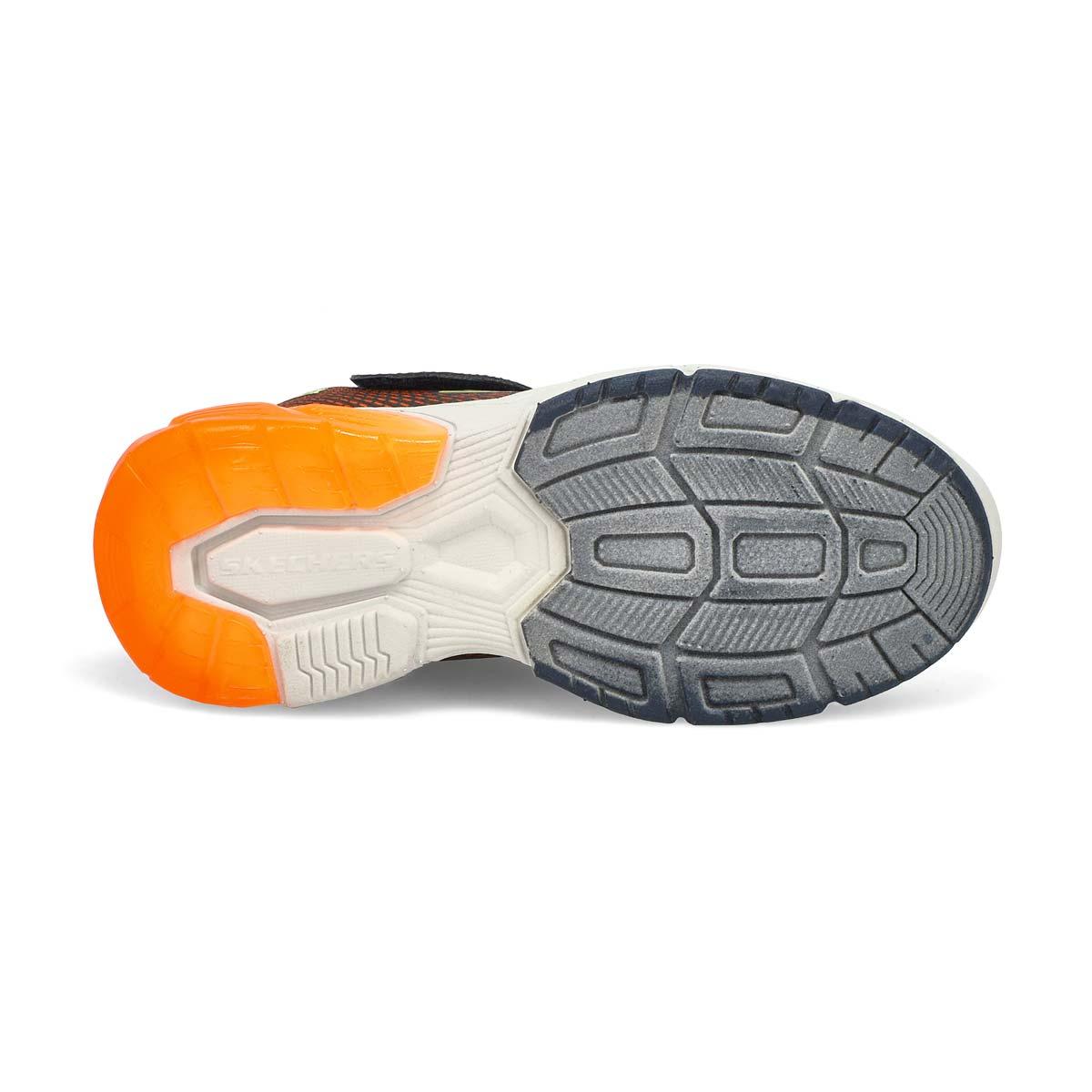Boys' Thermoflux 2.0 Sneaker -Navy/Orange