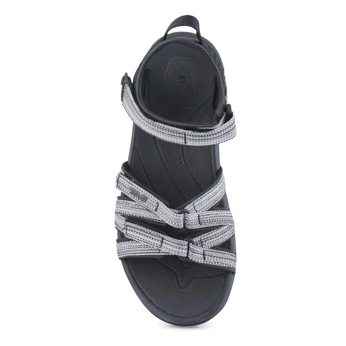 Women's Tirra Sport Sandal - Black/White