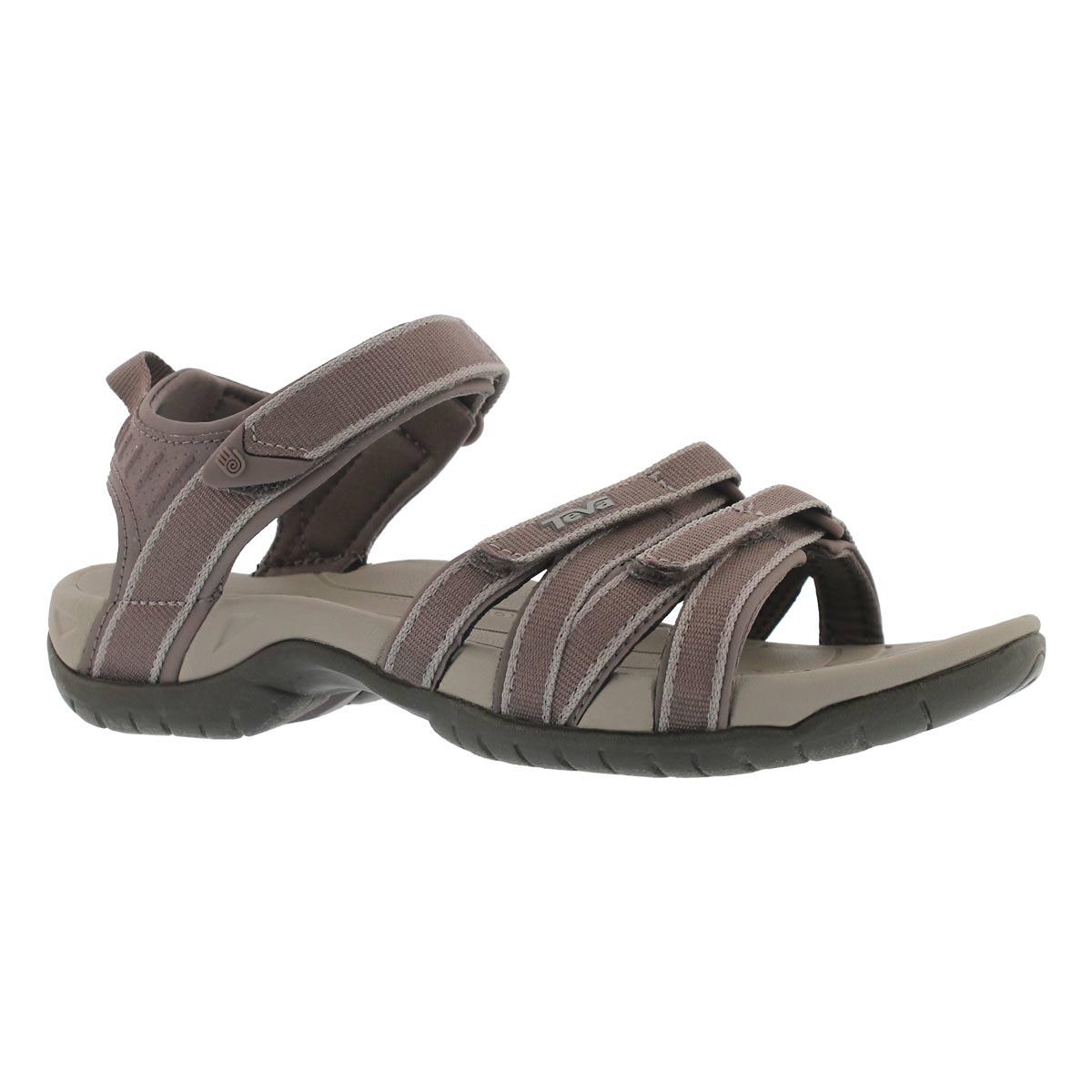 Sandale sport Tirra, prune, fem