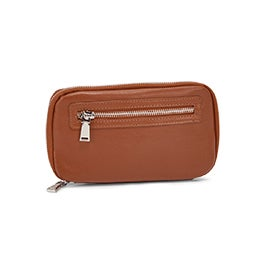 Co-Lab Women's NAPPA WORLD auburn wallet