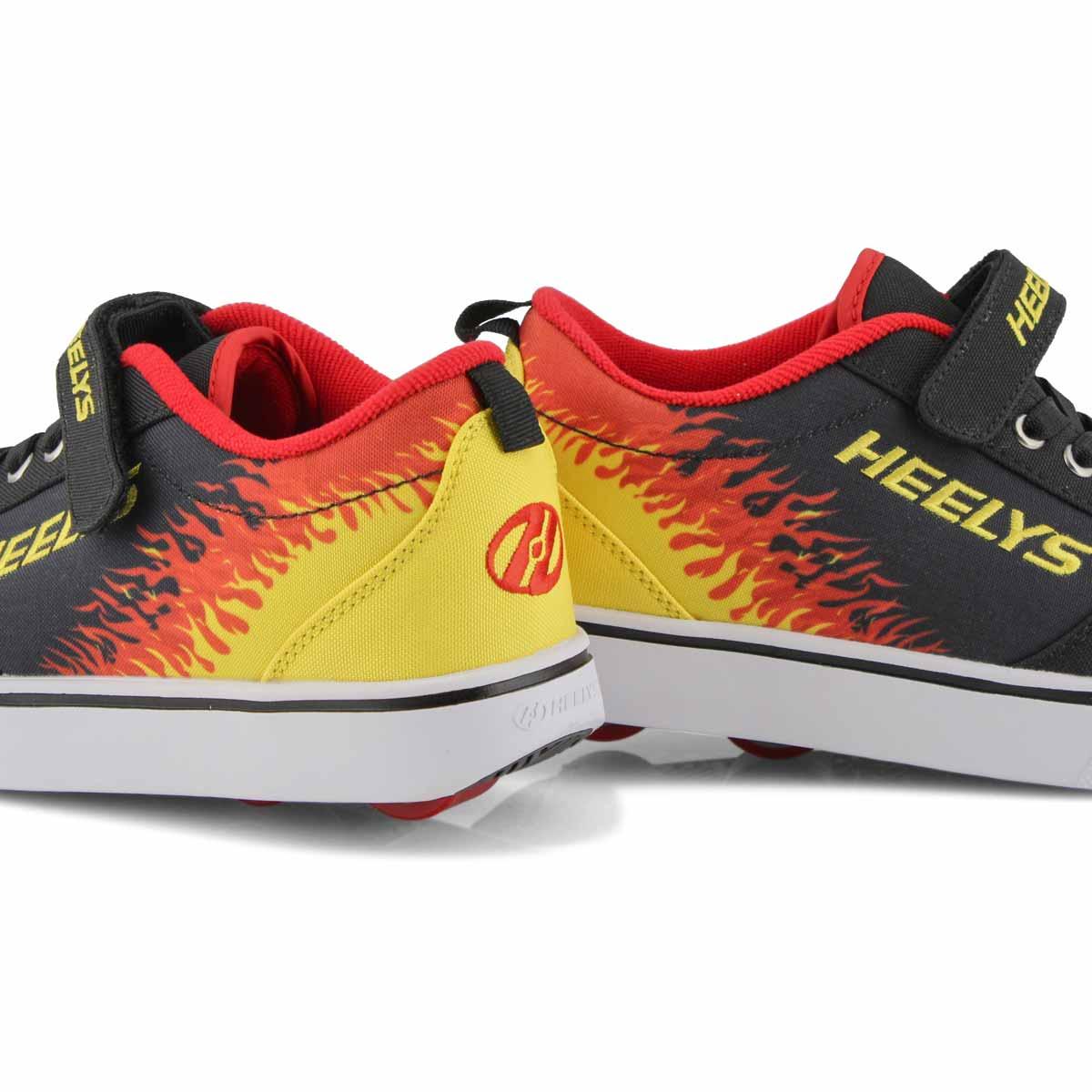 Espa de skate Pro 20 X2, nr/flamme, grç