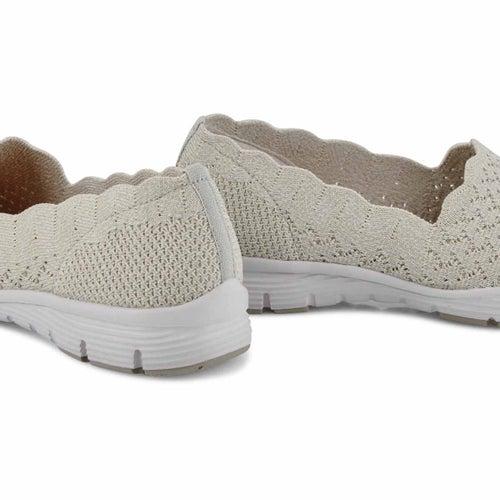 Lds Seager Stat natural slip on shoe