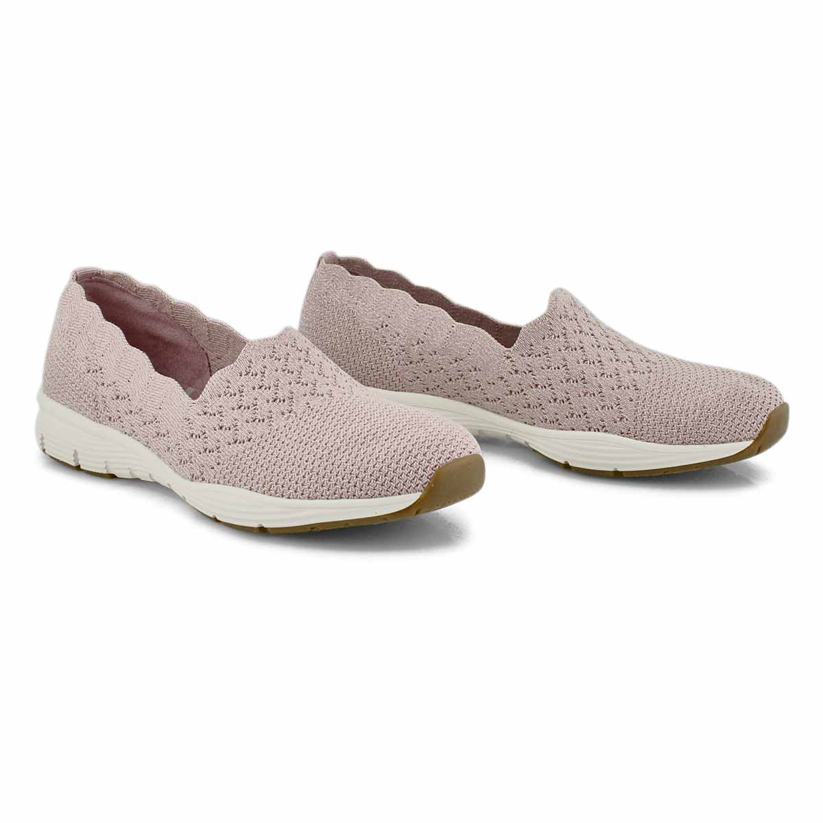 Lds Seager Stat Shoe - Rose