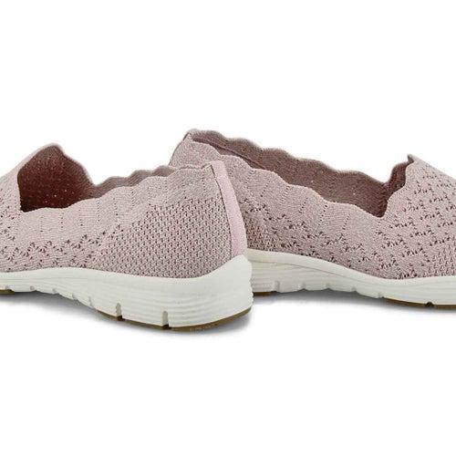 Lds Seager Stat rose slip on shoe