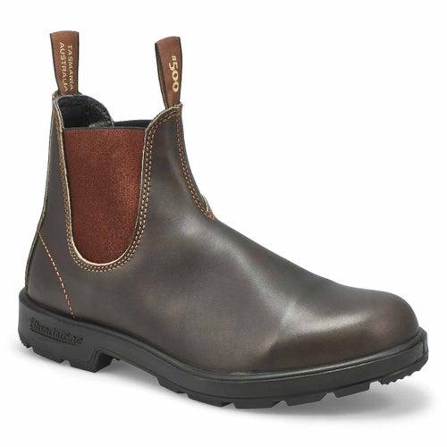 Unisex Original brown twin gore boot