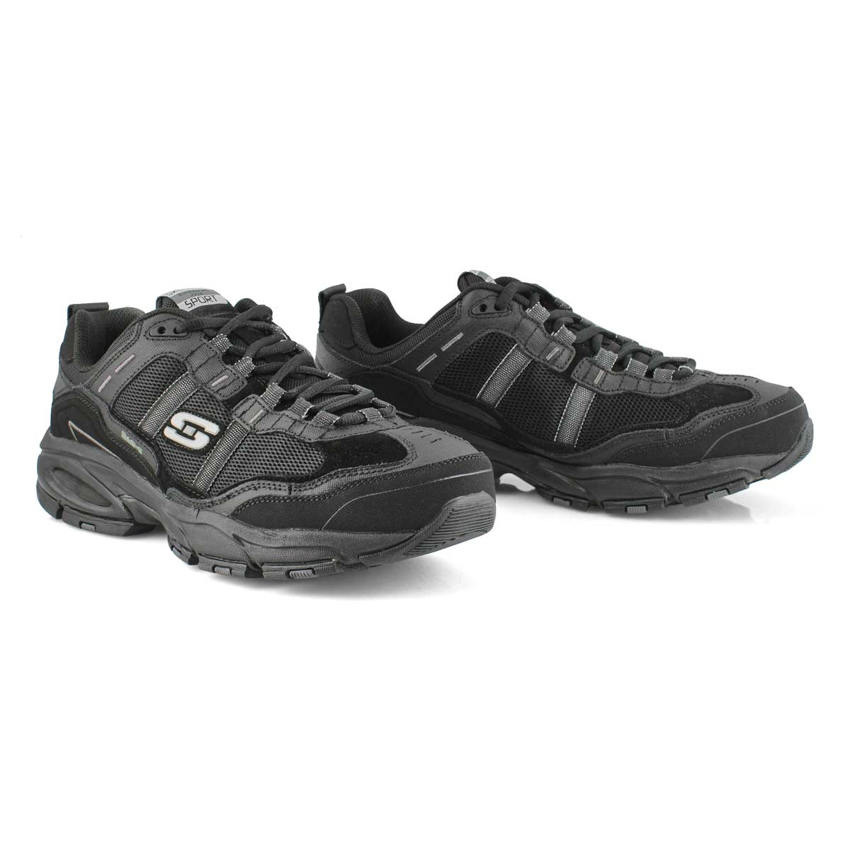 Men's Vigor 2.0 Trait Running Shoe Wide - Black